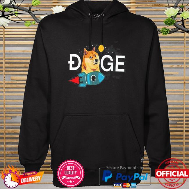 Dogecoin 2021 hoodie