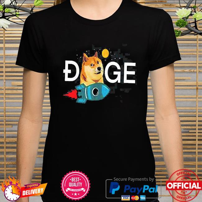 Dogecoin 2021 shirt