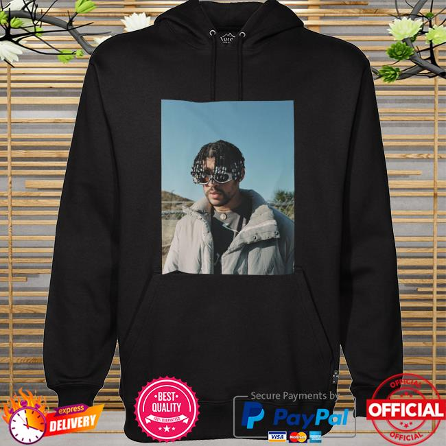 Bad Bunny hoodie