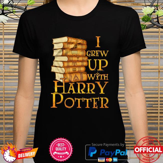 Harry potter I grew up with harry potter shirt
