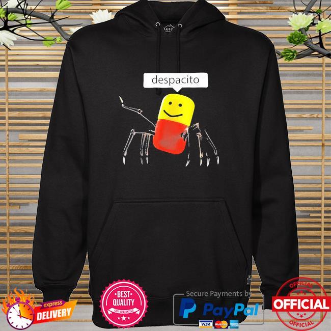 Cool despacito spider hoodie