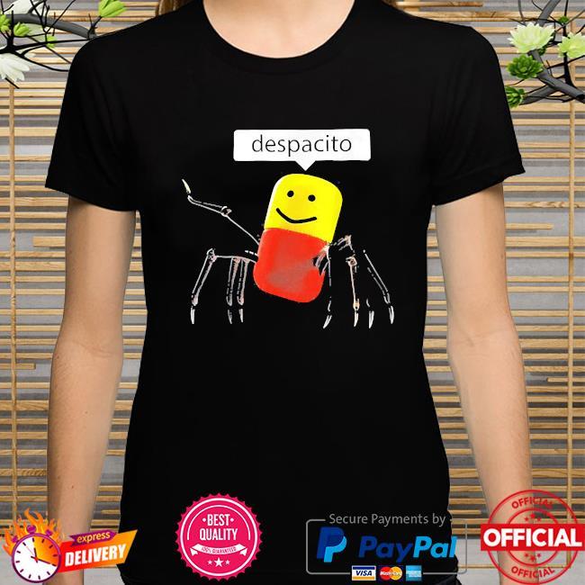Cool despacito spider shirt