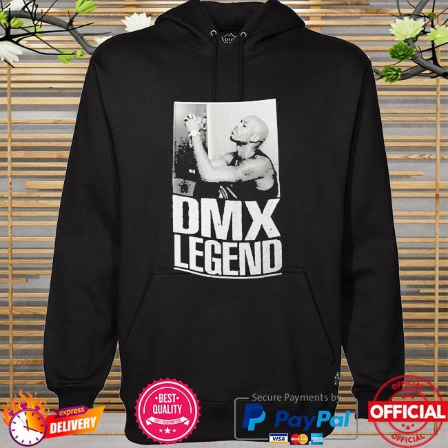 DMX legend hoodie