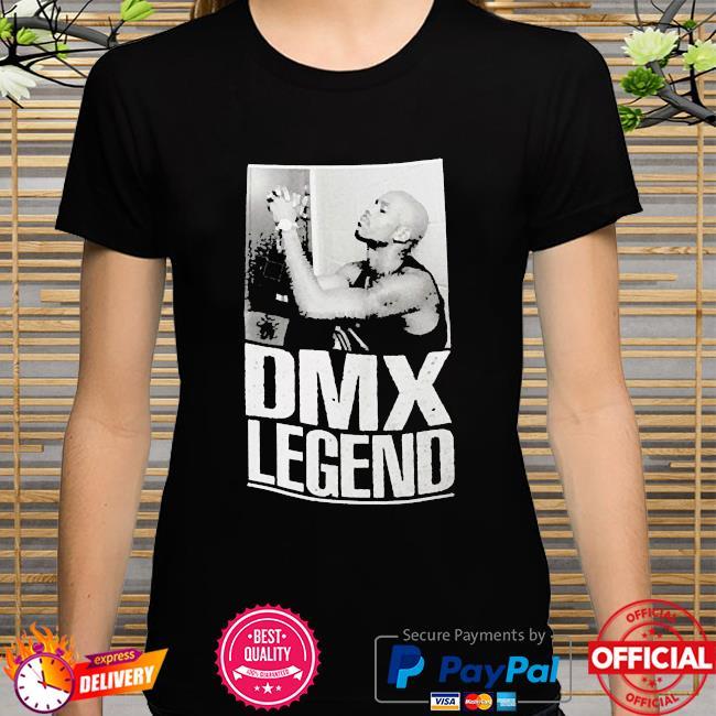 DMX legend shirt