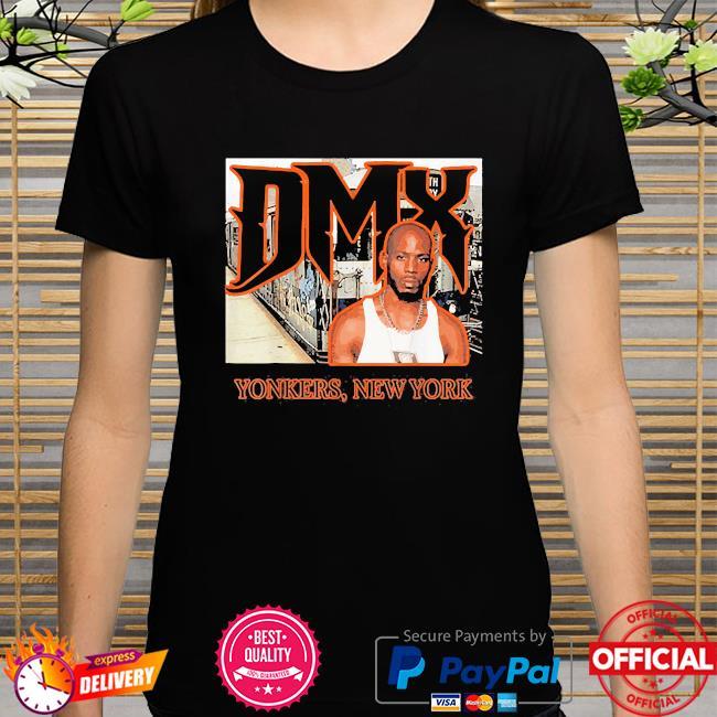 Dmx rap yonkers new york 1970 2021 shirt