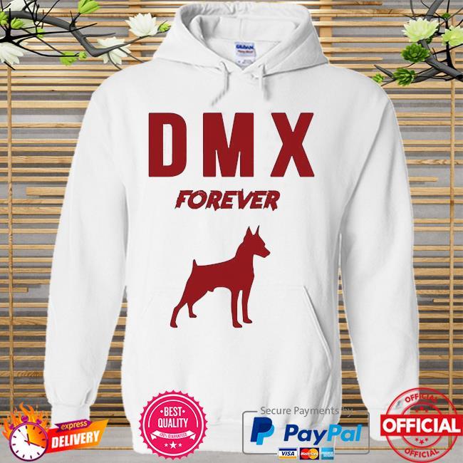 Dmx Rapper Forever 2021 Hoodie white