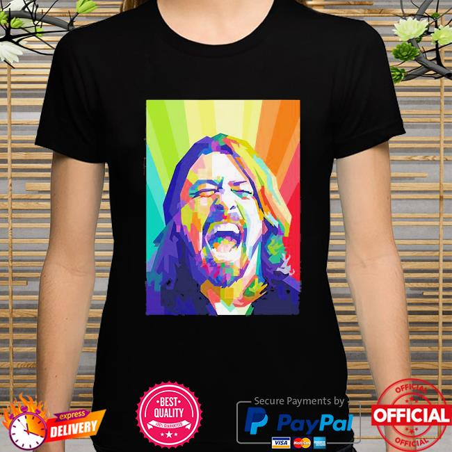 Dave Grohl shirt