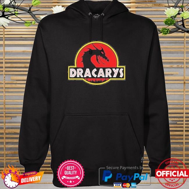 Naiads dracarys mother of dragons particular design hoodie