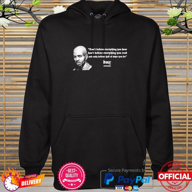 Official Rip Dmx Rapper 1970-2021 hoodie