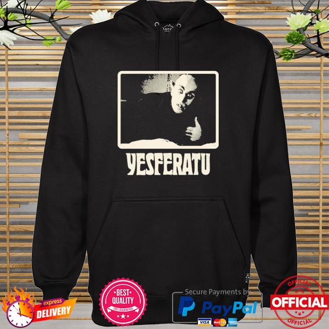 Official Yesferatu hoodie