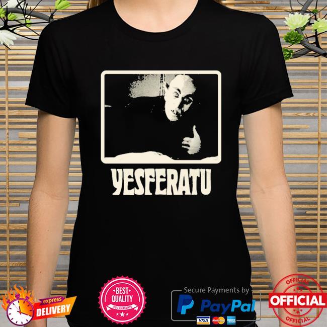 Official Yesferatu shirt