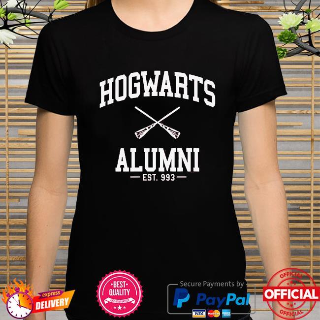 Hogwarts alumni est 993 shirt
