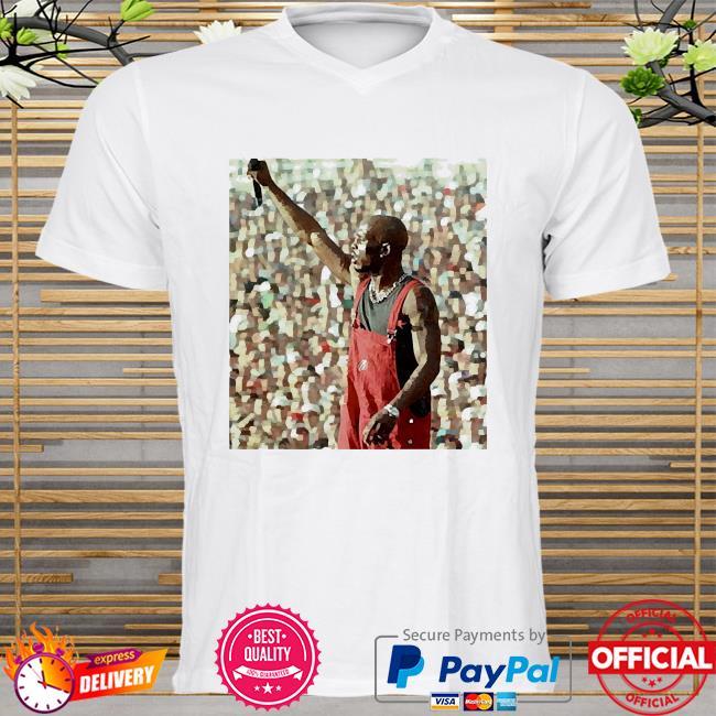 Rip dmx concert vintage 2021 shirt