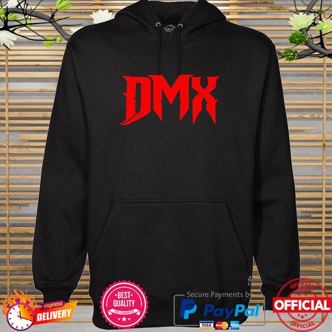 Rip DMX rapper logo Shirt hoodie