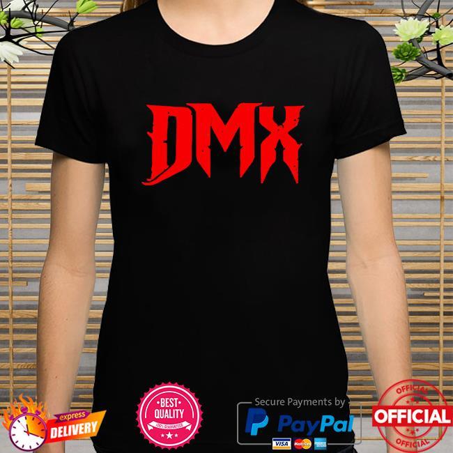 Rip DMX rapper logo Shirt