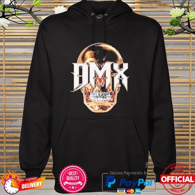 Rip Dmx skull vintage 2021 hoodie