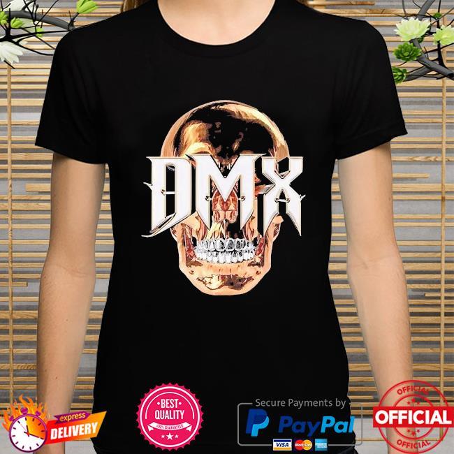 Rip Dmx skull vintage 2021 shirt