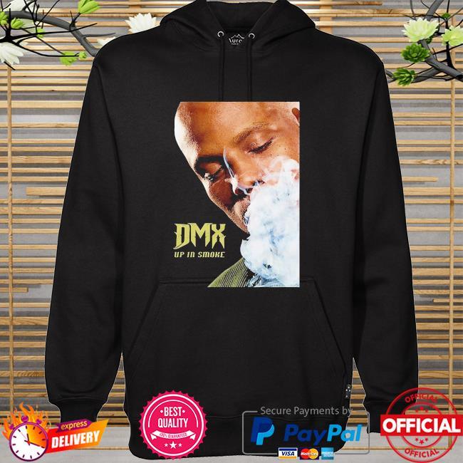 Rip dmx up in smoke hoodie