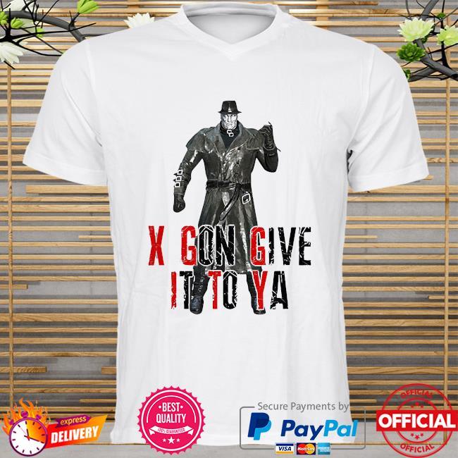 Rip Dmx x gon give it to ya shirt