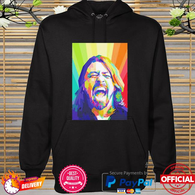 Dave Grohl hoodie