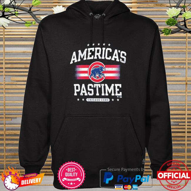 Chicago Cubs America's Pastime hoodie