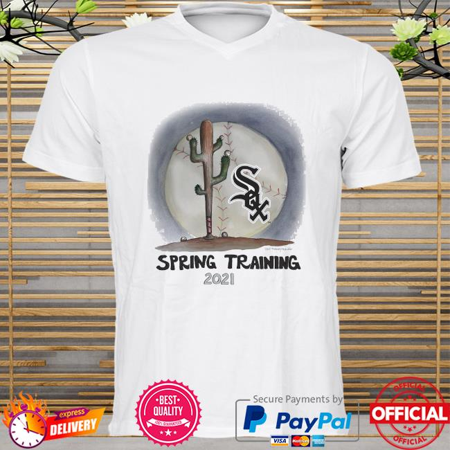 Chicago White Sox Tiny Turnip Youth 2021 Spring Training shirt