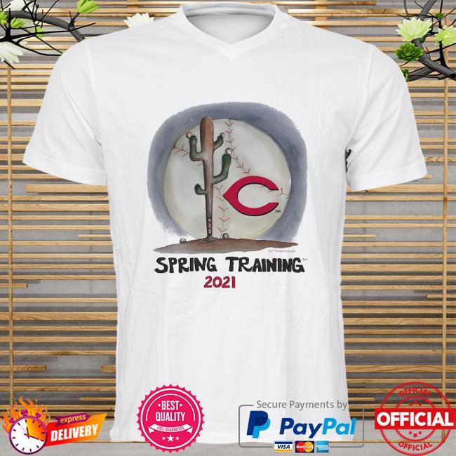 Cincinnati Reds Tiny Turnip Youth 2021 Spring Training shirt