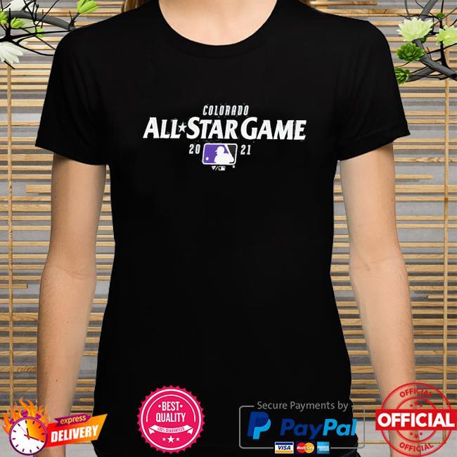 Colorado Rockies 2021 MLB All-Star Game shirt