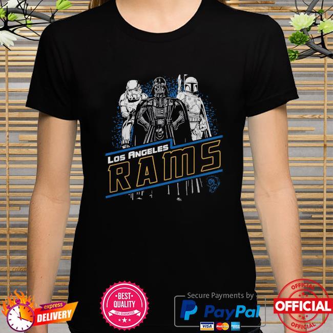 Los Angeles Rams Empire Star Wars shirt