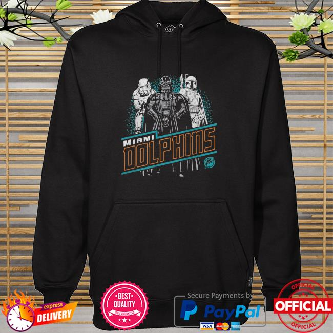 Miami Dolphins Empire Star Wars hoodie