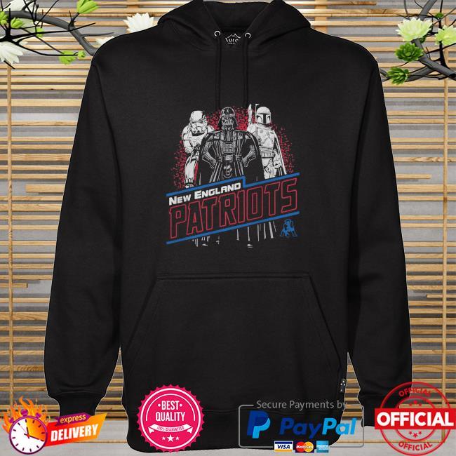 New England Patriots Empire Star Wars hoodie