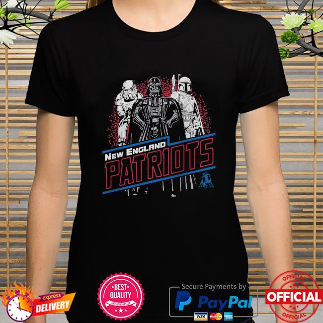 New England Patriots Empire Star Wars shirt