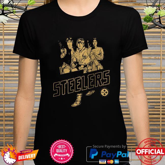 Pittsburgh Steelers Rebels Star Wars shirt