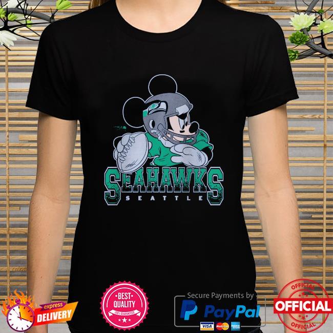 Seattle Seahawks Disney Mickey shirt