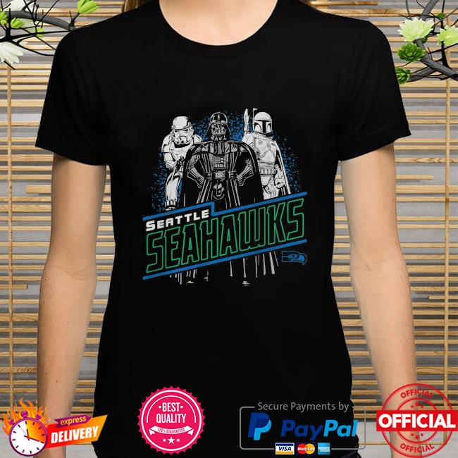 Seattle Seahawks Empire Star Wars shirt