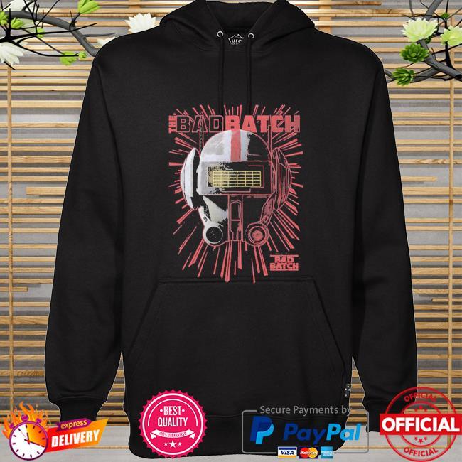 Star Wars The Bad Batch Tech Batch hoodie