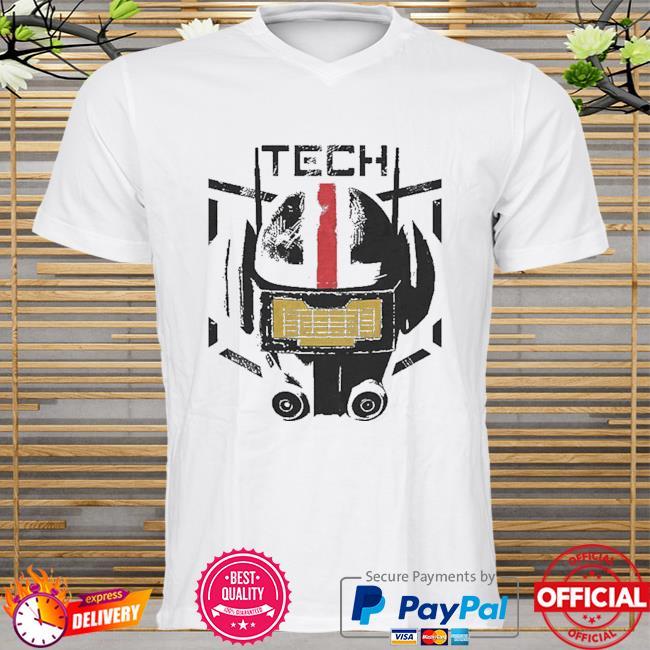 Star Wars The Bad Batch Tech shirt