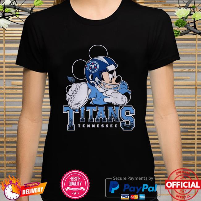 Tennessee Titans Disney Mickey shirt