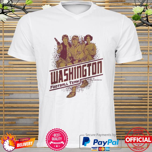 Washington Football Team Rebels Star Wars shirt