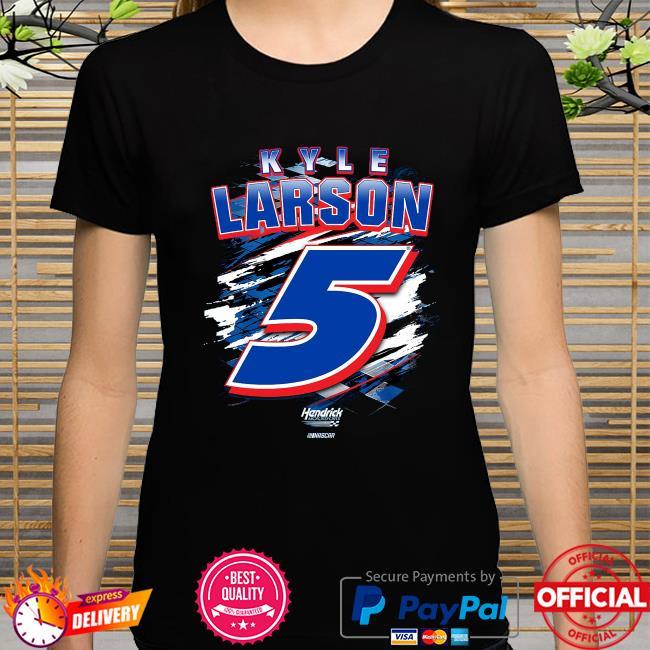 Kyle larson hendrick motorsports team shirt