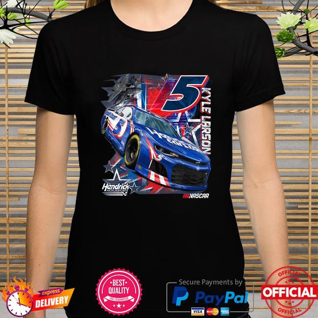 Kyle larson hendrick motorsports team collection shirt