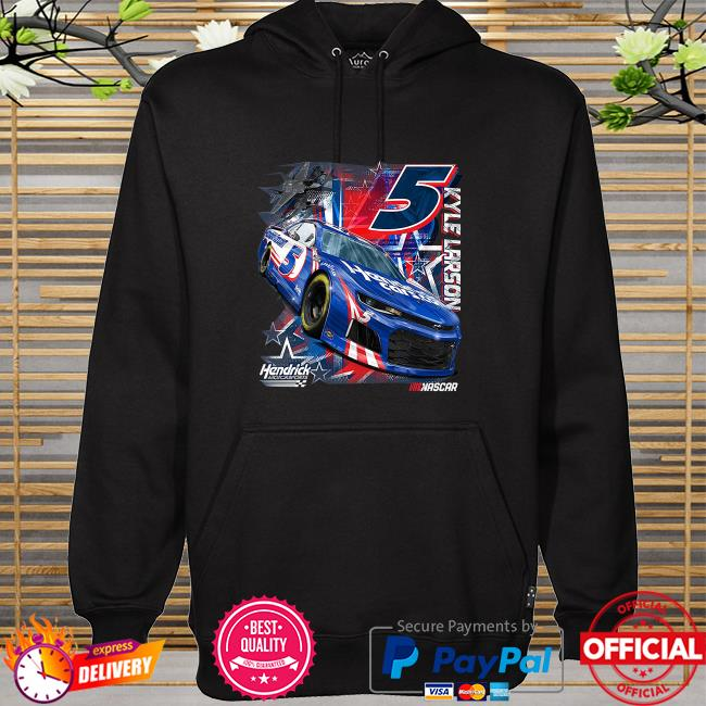 Kyle larson hendrick motorsports team collection hoodie