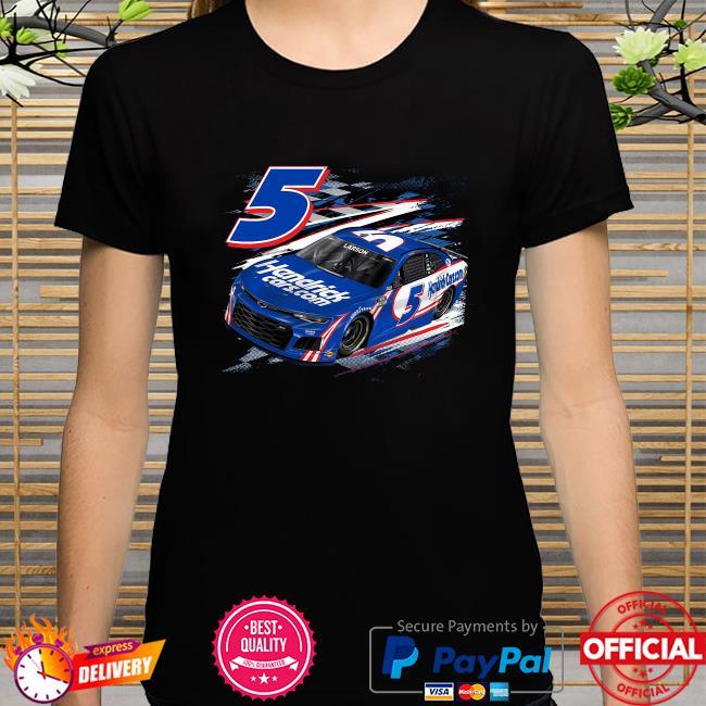 Kyle larson hendrick motorsports team t-shirt