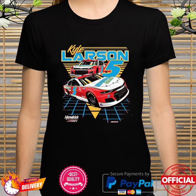 Kyle larson hendrick motorsports team collection t-shirt