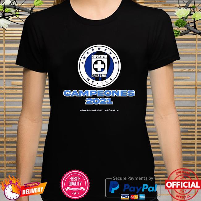 Official Football cruz azul 2021 T-shirt