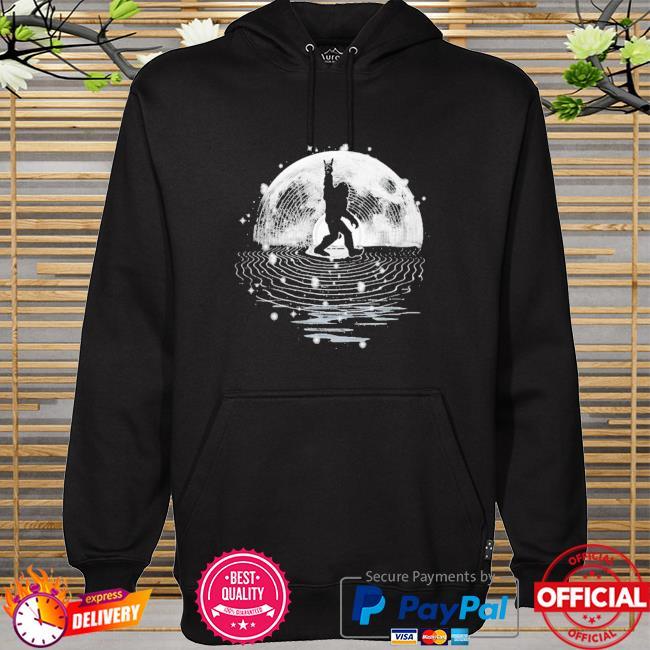 Bigfoot mom hoodie
