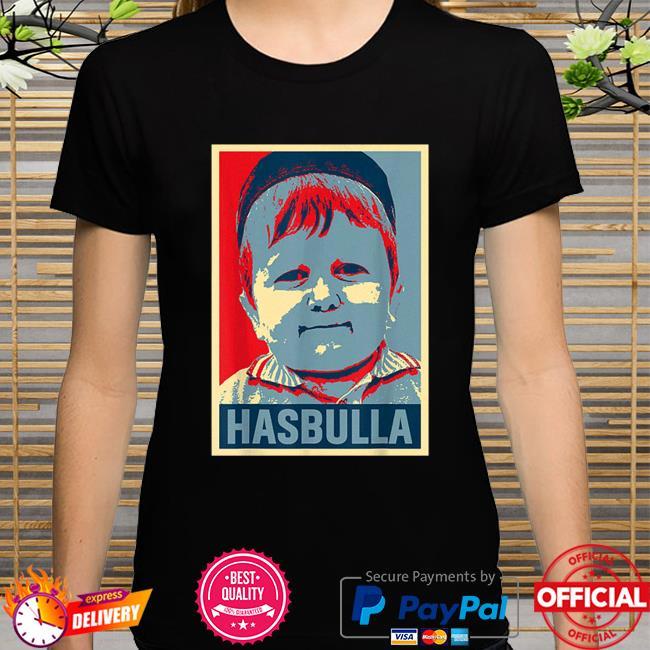 Funny hasbullas hope shirt