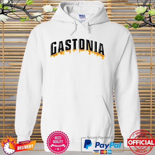Gastonia Honey Hunters Join Atlantic League Hoodie white