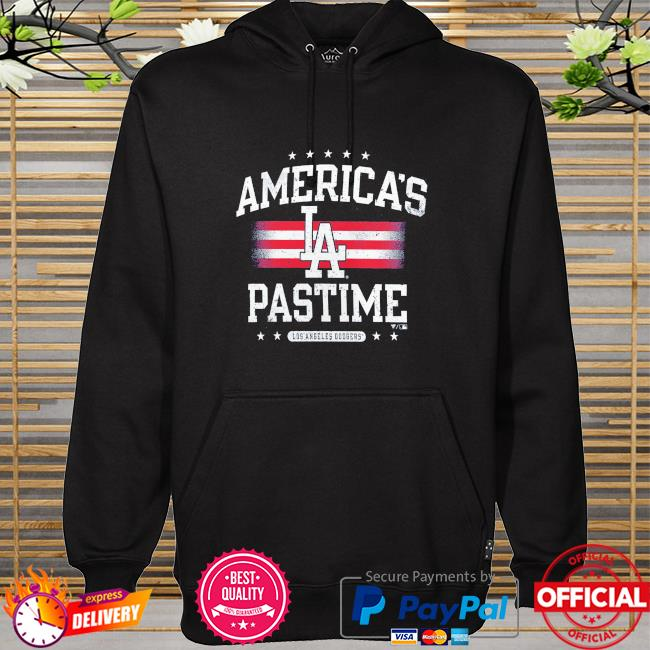 Los angeles dodgers America's hoodie