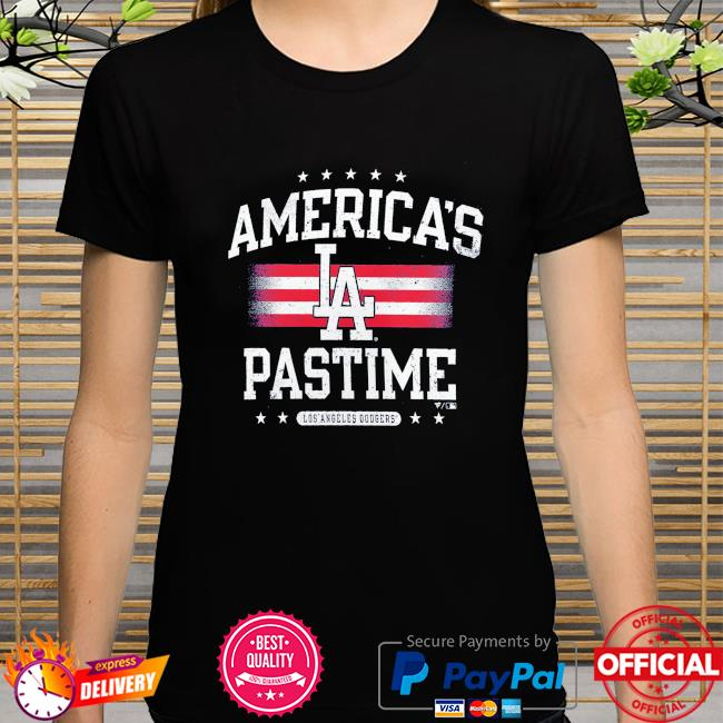 Los angeles dodgers America's shirt